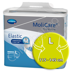Molicare Elastic 6 Gouttes Large