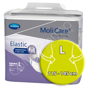 Molicare Elastic 8 Gouttes Large