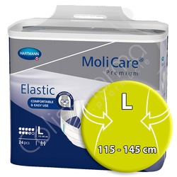 Molicare Elastic 9 Gouttes Large