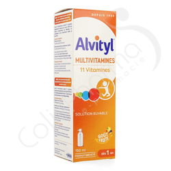 Alvityl Multivitamines 150ml