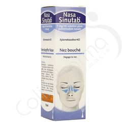 Nasa Sinutab 1mg - Spray 10ml