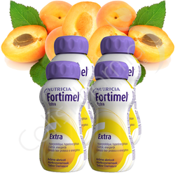 Fortimel Extra Abricot - 4x200ml