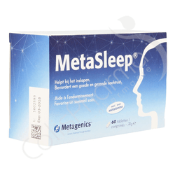 MetaSleep - 60 comprimés