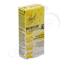 Bach Rescue Pets - Gouttes 10 ml