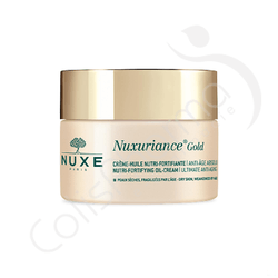Nuxe Nuxuriance Gold - Crème-Huile Nutri-Fortifiante - 50 ml