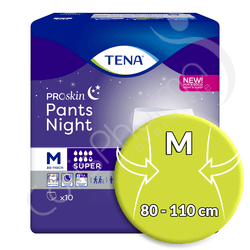 Tena Pants Night Super Medium
