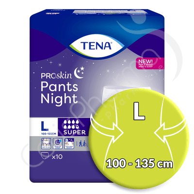 Tena Pants Night Super Large