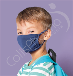 Masque de protection lavable et réutilisable enfant Kid Security Thuasne