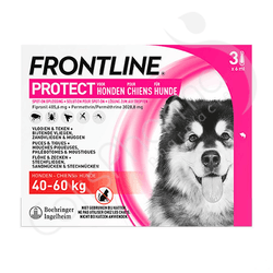 Frontline Protect Solution Pour Spot-On Chiens XL - 40-60 kg