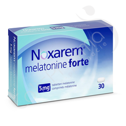 Noxarem Melatonine Forte - 5 mg