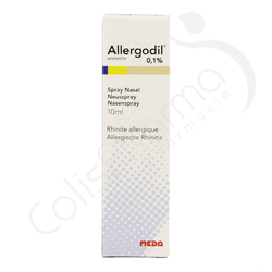 Allergodil Spray Nasal - 10ml