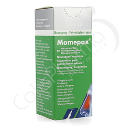 Momepax Spray Nasal - 50mcg