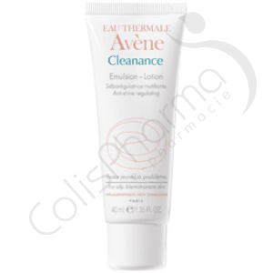 Avène Cleanance - Emulsion incolore