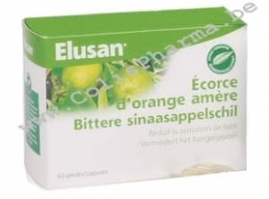 Elusan - Ecorce d'Orange Amère