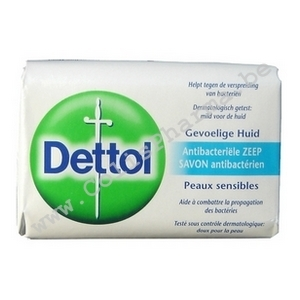 Reckitt - Dettol Savon Sensitive