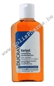 Ducray - Kertyol Shampooing