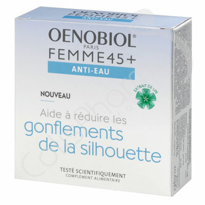 Oenobiol Femme 45 + Anti-Rétention d'Eau