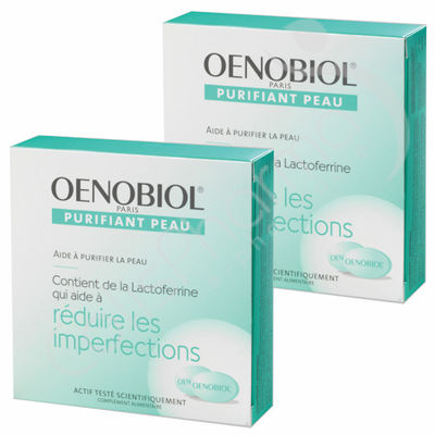 Oenobiol Purifiant Peau Duo Pack