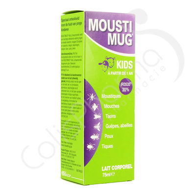 Moustimug Kids Lait Corporel - 75 ml