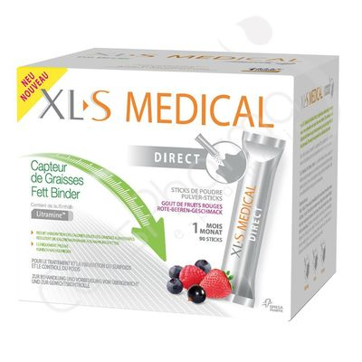 XLS Medical Capteur de Graisses - 90 sticks