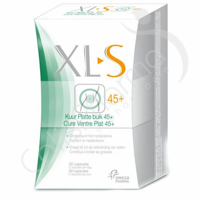 XLS Cure - Ventre Plat 45 +