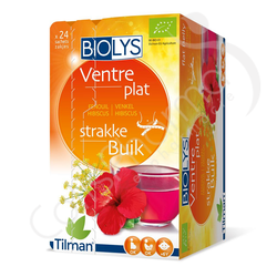 Biolys Fenouil Hibiscus - 24 sachets