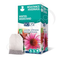 Biolys Cannelle Echinacea - 20 sachets