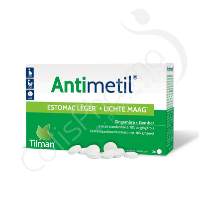 Antimetil - 36 comprimés