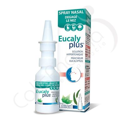 Eucalyplus - Spray nasal 20 ml