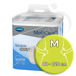 Molicare Mobile 6 Gouttes Medium