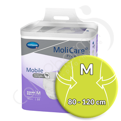 Molicare Mobile 8 Gouttes Medium