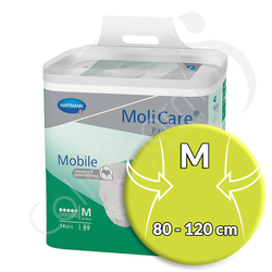 Molicare Mobile 5 Gouttes Medium