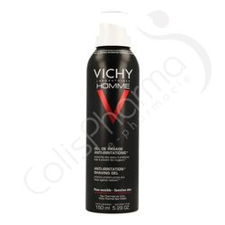 Vichy Homme - Gel de Rasage Anti-Irritations