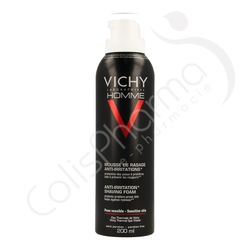 Vichy Homme - Mousse à Raser Anti-Irritations