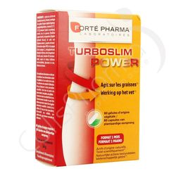Forté Pharma Turboslim Power - 60 gélules