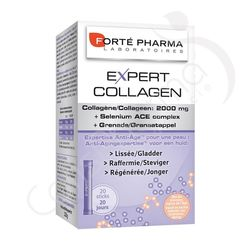 Forté Pharma Expert Collagen - 20 sticks