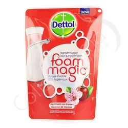 Dettolhygiene - Recharge de savon Foam Magic Cerise