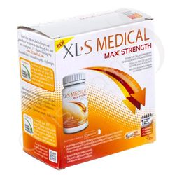 XLS Medical Max Strength - 120 comprimés