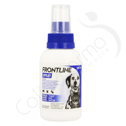 Frontline - Spray Anti-Puce 100 ml