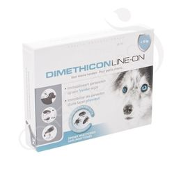 Dimethicon Line-On Petit Chien