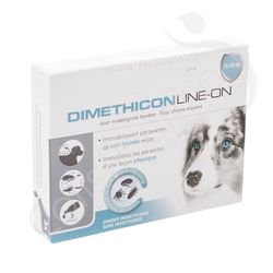 Dimethicon Line-On Chien Moyen