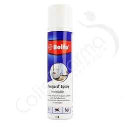 Bolfo Fleegard Spray - Insecticide 250 ml