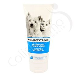 Frontline Pet Care Shampoing Pelage Blanc