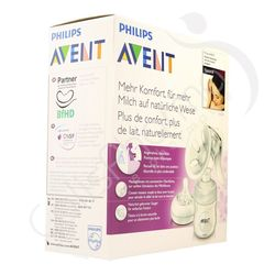 Avent Tire Lait Manuel Naturel