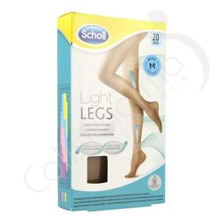 Scholl Light Legs 20D Medium Beige