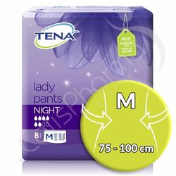 Tena Lady Pants Night - Medium