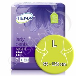 Tena Lady Pants Night - Large