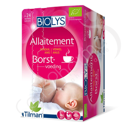 Biolys Fenouil Anis - 24 sachets
