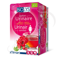 Biolys Hibiscus Canneberge - 24 sachets