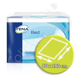 Tena Bed Plus - 80 x 180 cm